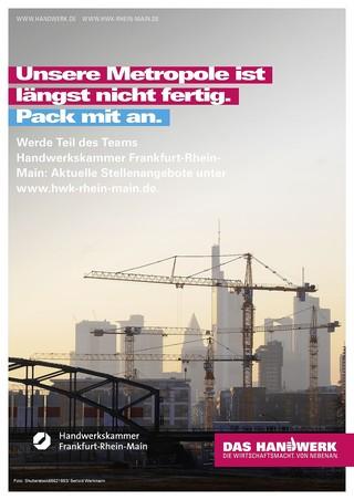 Stellenangebote der kammer handwerkskammer frankfurt for Stellenangebote grafikdesigner frankfurt