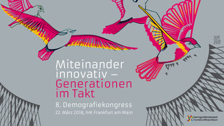 Demografiekongress am 22. März 2018